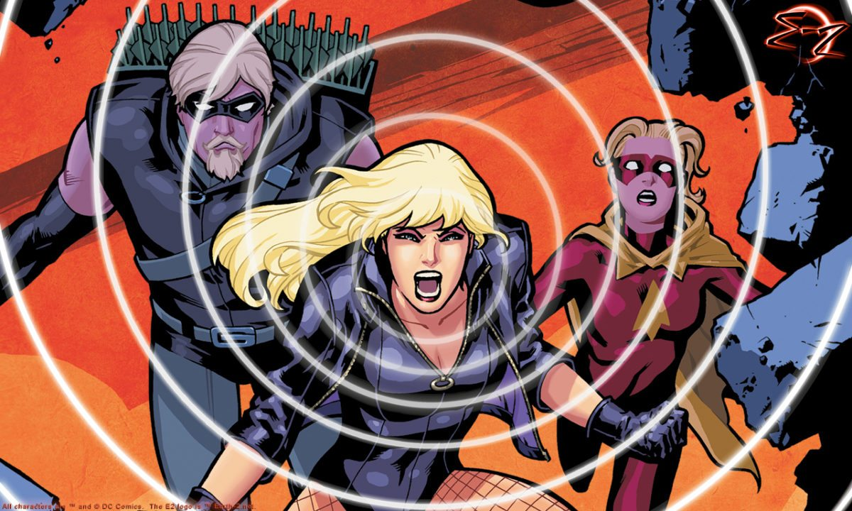 Black Canary Old And New Six Books You Should Read