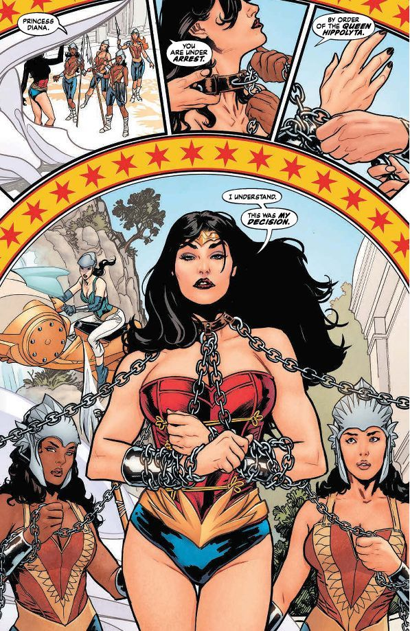 Image result for Wonder Woman Earth One