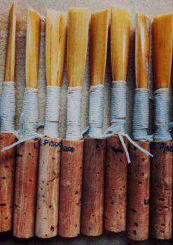 Handmade oboe reeds for sale