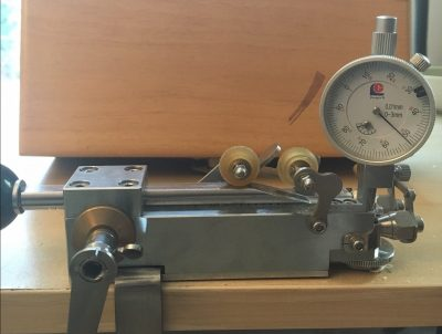 Innoledy gouging oboe machine
