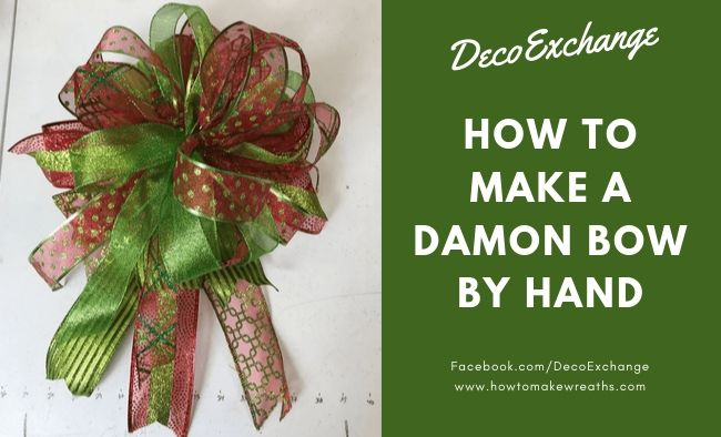Damon Bow By Hand