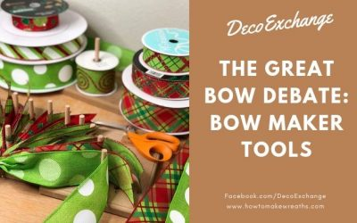 The Great Bow Debate – Bow Maker Tools