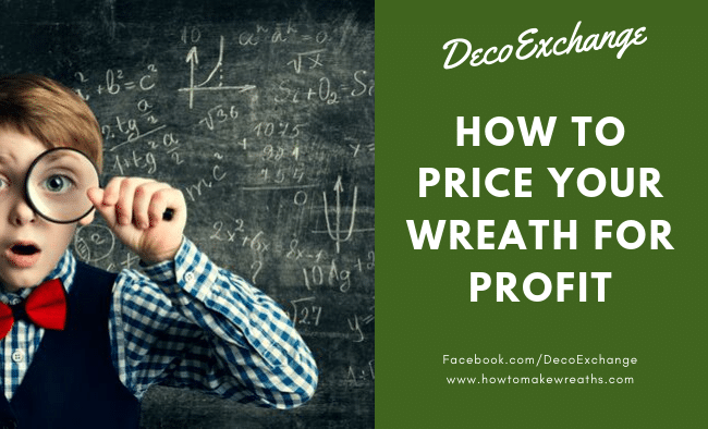 How To Price Handmade Wreaths