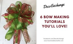 Bow Making Video Tutorials