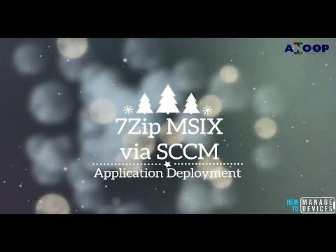 SCCM Application Deployment