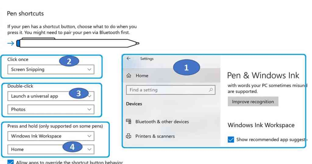 Surface Pen Battery Replace - How to Use Surface Pen? 1