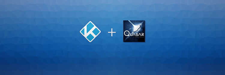 How to install Quasar on Kodi 17 Krypton with Estuary skin