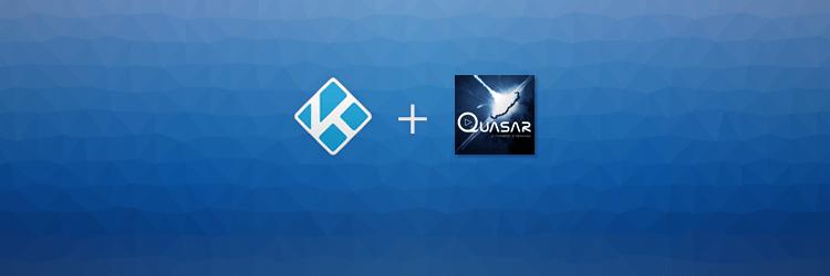 How to install Quasar on Kodi 17 Krypton with Estuary skin