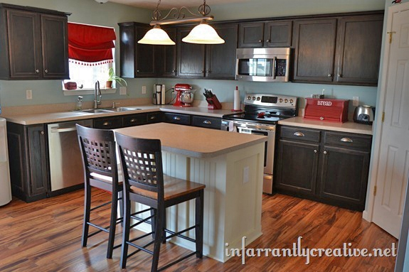Get Inspired Kitchen Mini Makeover Ideas How To Nest