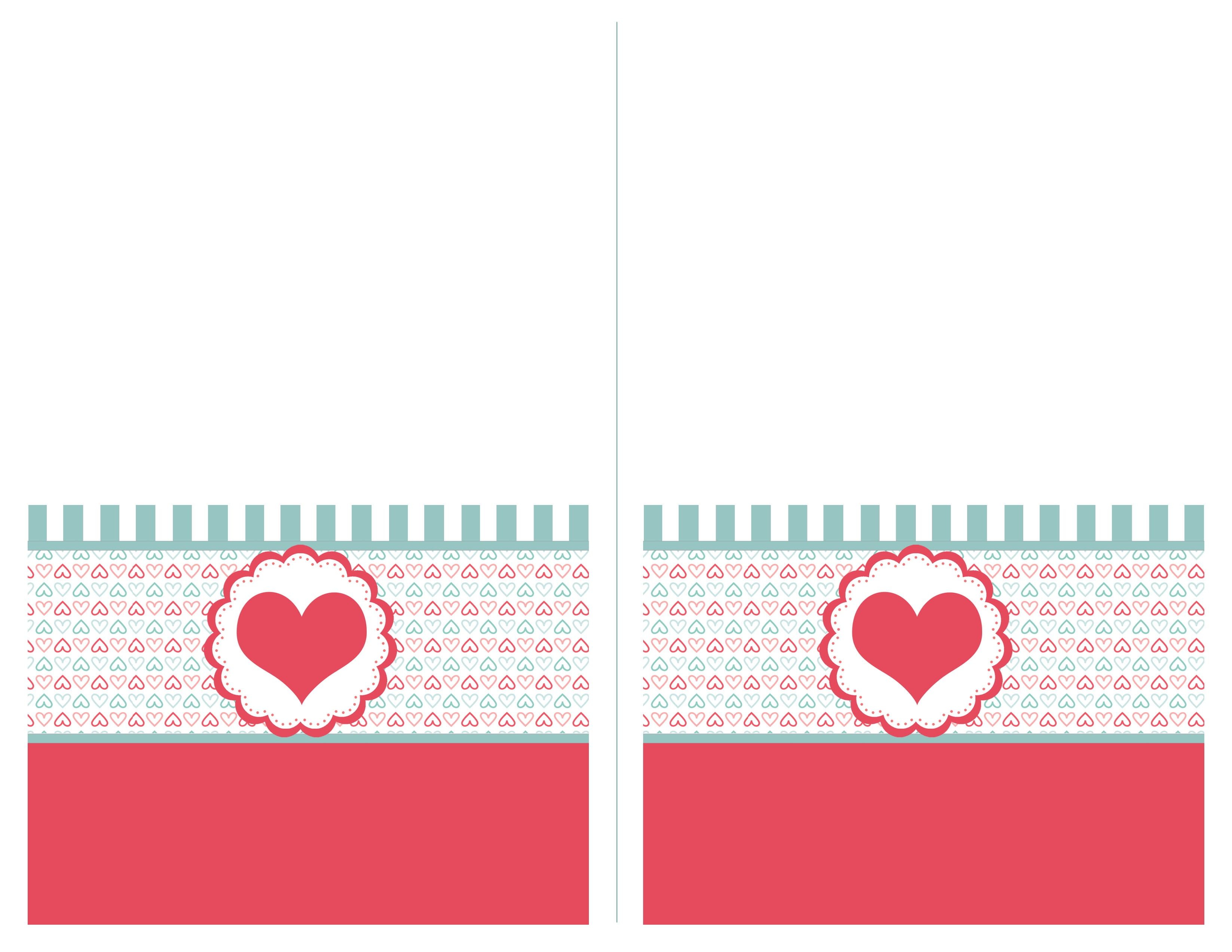 Valentine S Day Party Free Printables