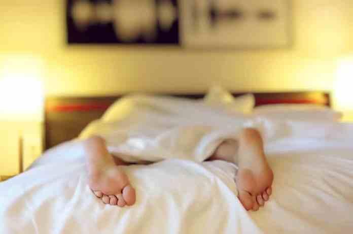 Bad sleeping habits