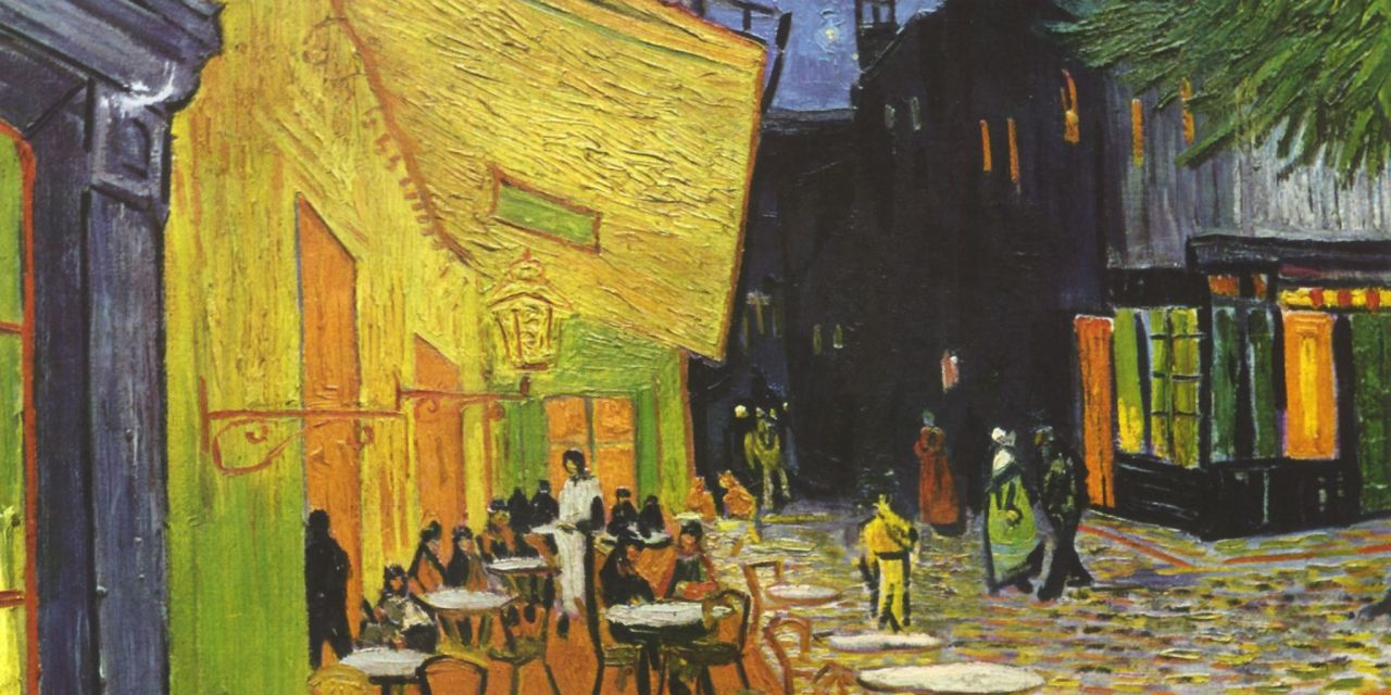 Plein Air Nocturnes: How Not to Be Afraid of the Dark