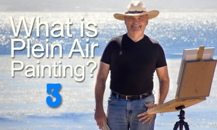 What Is Plein Air Painting Part 3: What Plein Air Is Not