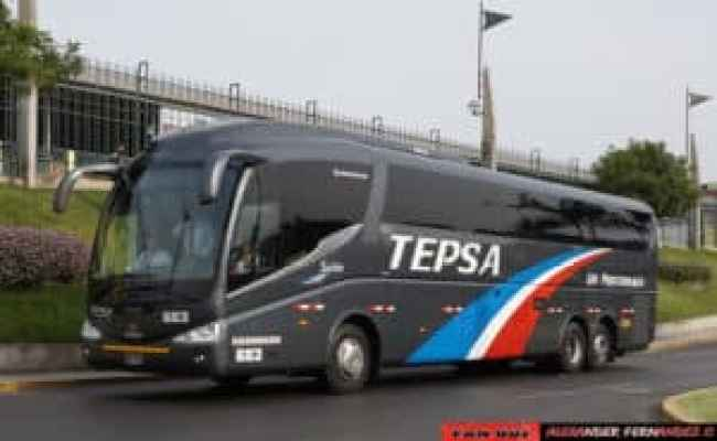 Best Bus Companies in Peru - Tepsa Bus