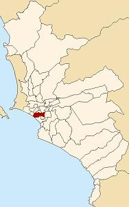 lima-san-isidro-district