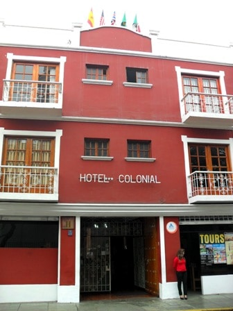 Trujillo Hotel Colonial