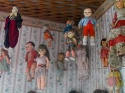 Scary Dolls in Trujillo