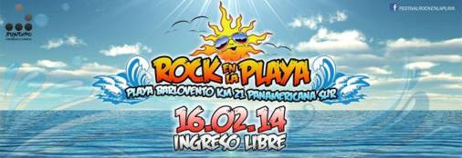 Rock en la Playa, Festival in Lima