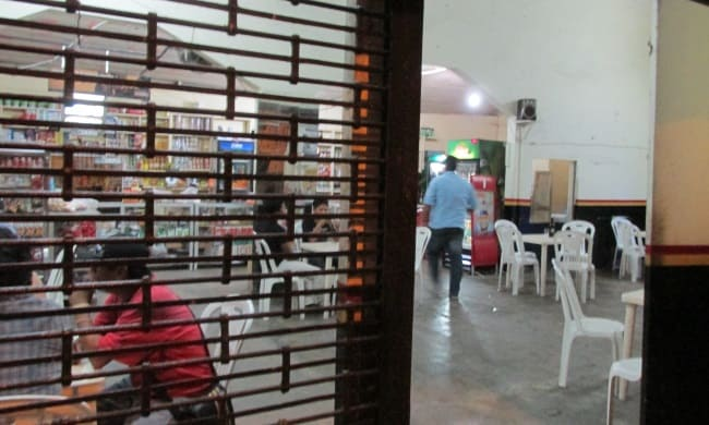Judith Bar in Iquitos