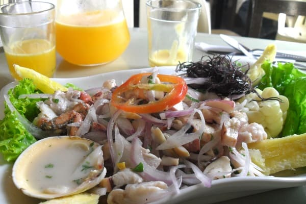 Sal y Pimienta Restaurant, Trujillo