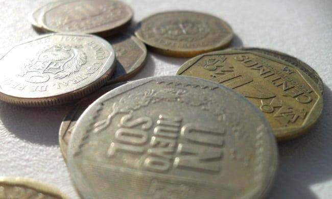 Nuevo Sol coins