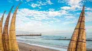 Huanchaco, best beaches in Peru