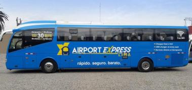 Bus Airport Express Lima