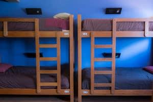 Party Hostel Cusco - Bunk Beds in Wild Rover Cusco