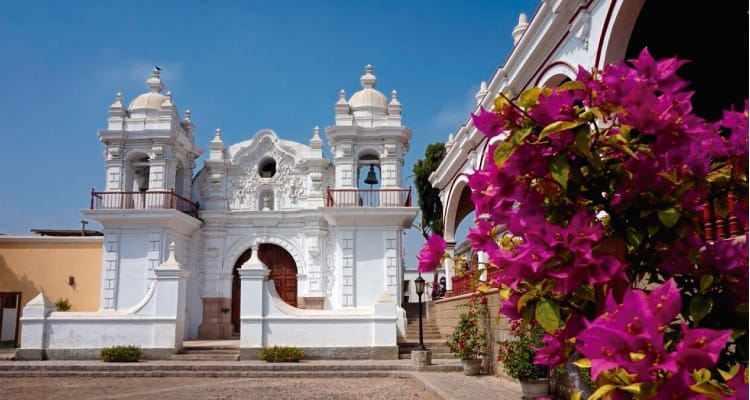 Peru Top 10 Places - Hacienda San Jose
