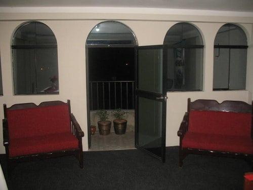 Santa Cruz Trek Hostel in Huaraz Peru - hostels huaraz