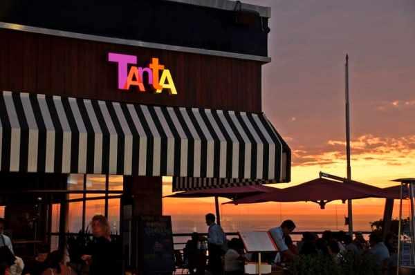 Tanta Restaurant in Miraflores Lima Peru