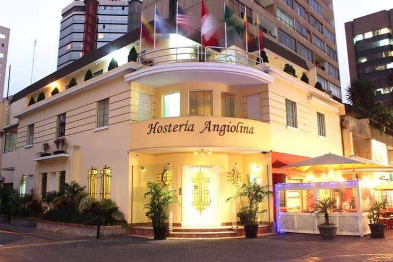 Hosteria Angiolina in Lima Peru