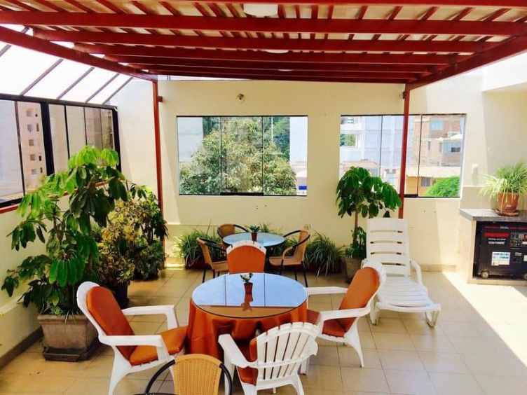 Casa Fanning Hotel in Lima Peru