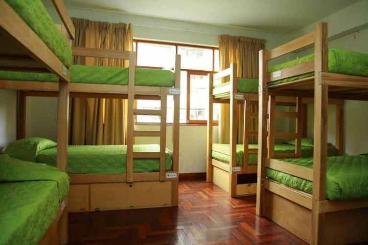 Best Places to Stay in Lima: Che Lagarto Hostel in Lima Peru