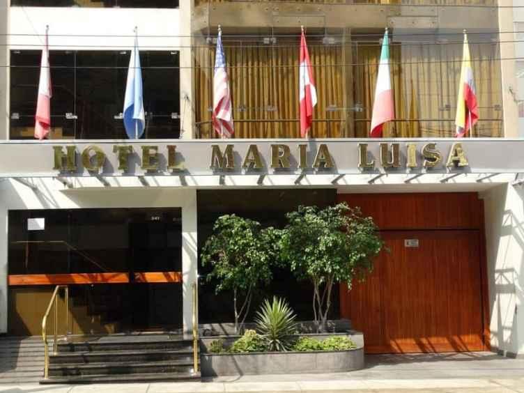 Maria Luisa Hotel in Lima Peru