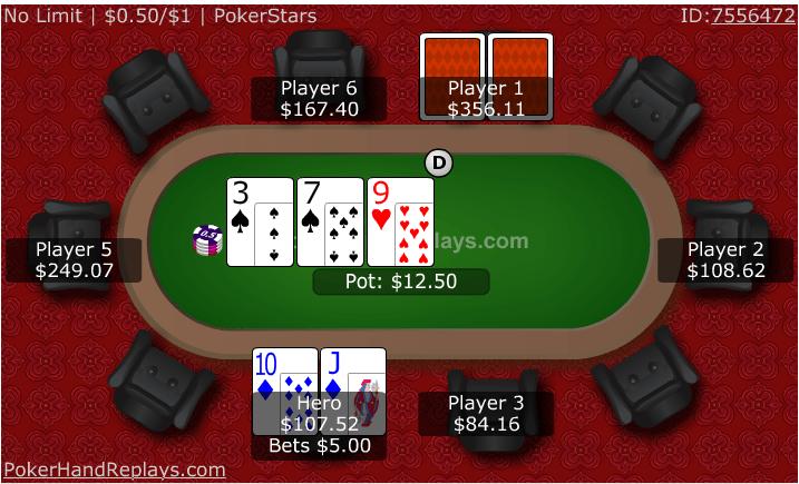 Postflop poker strategy 1