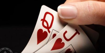 holdem tips flush cards