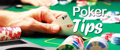 poker tips image