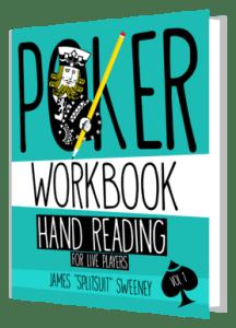 SplitSuitPoker Hand Reading Workbook
