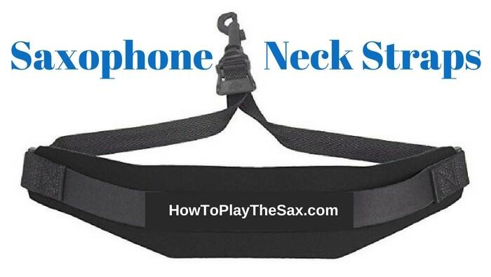 Saxophone Neck Straps