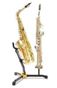 Hercules DS533BB Saxophone Stand Review