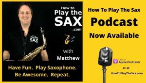 Saxophone Podcast