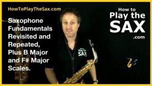 Saxophone Fundamentals