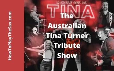 Australian Tina Turner Tribute Show