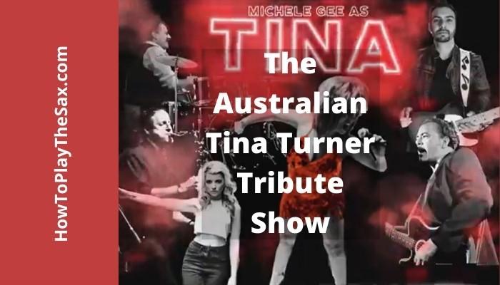 The Australian Tina Turner Tribute Show