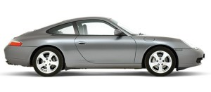 Porsche 911 996 Production numbers by year and version
