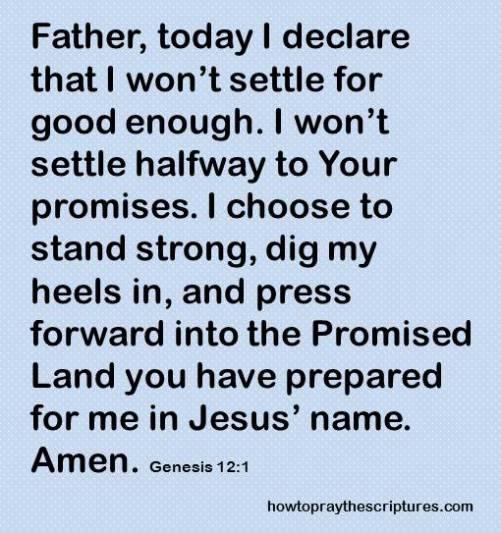 abraham promises