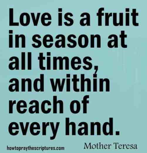 inspiring quotes from mother teresa