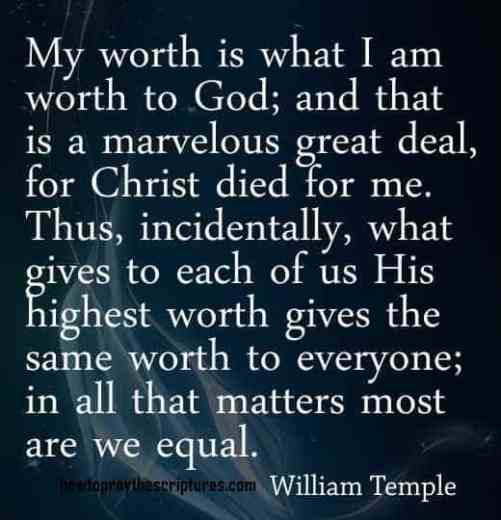 William Temple quotes about strength