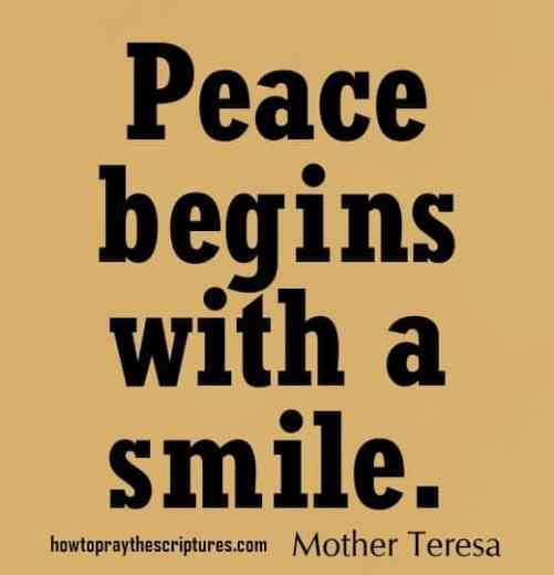 Amazing quotes from mother teresa